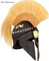 Wandcraft Exports Corinthian Helmet in Steel With Crest