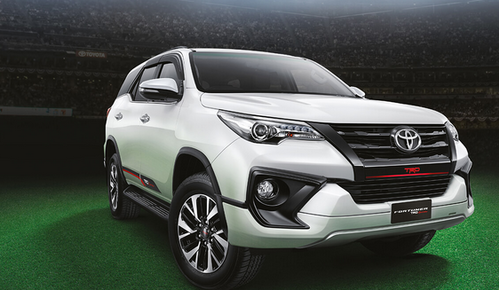 Toyota Fortuner Car At Rs 3101500 Piece म टर क र Om