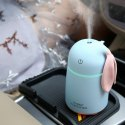 Rabbit Ear Shaped Air Freshener Humidifier With LED Night Light