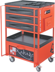 Kabage Tools Trolley OTTM-3