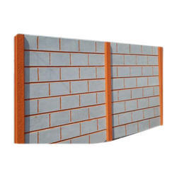 Colorful Precast Readymade Compound Wall