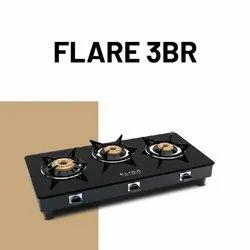 Flare 3BR Gas Stove