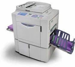Riso MZ1090 Two-color, Single-pass Digital Duplicator Machines