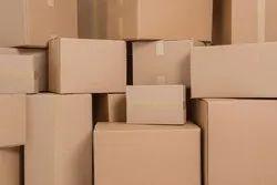 Brown Cardboard Bulk Corrugated Packaging box
