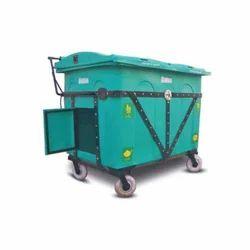 Outdoor Wheeled Dustbin