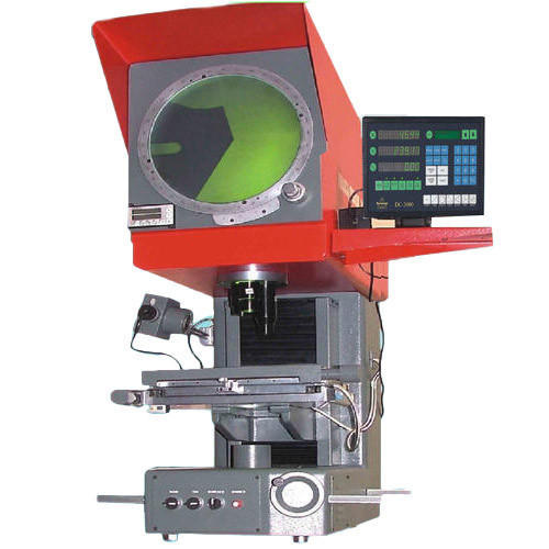 Bench Profile Projector 300mm With Linear DRO