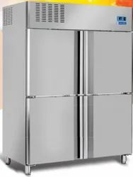 Blue Star Vertical Chiller and Freezer