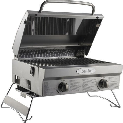 Table Top Gas Grill Barbecue