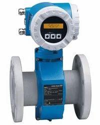 Endress Hauser Digital Flow Meter