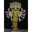 Makrana Marble Gayatri Mata Statue