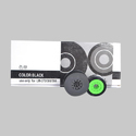 Max Letatwin Black HLK-IR300B Ferrule Printing Machine Ink Ribbon