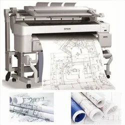 Architectural Drawing Printing Service