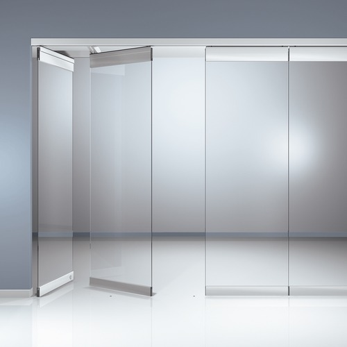 Folding Gl Wall Office Parion