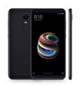 Black Redmi Note 5 Smartphone