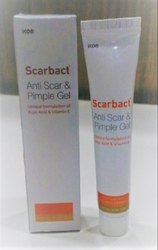 Anti Scar And Pimple Gel