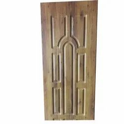 Glossy Wood Wooden Interior KItchen Door