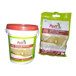 T13 Pidilite Roff Rainbow Tile Mate Epoxy Grout, Packaging Type: Packets