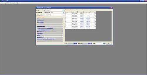 Commercial Billing Software