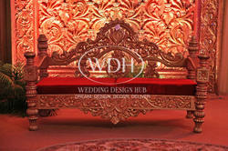Wedding Traditional Couch