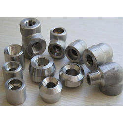 Duplex Steel Forged Fittings, UNS S31803, S32205