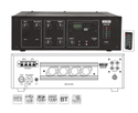 5050-Dp Pa Mixer Amplifiers With Digital Player