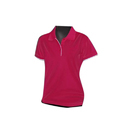 Womens Polo Neck T Shirt