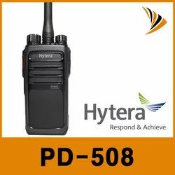PD-508 IS HYT Walkie Talkie