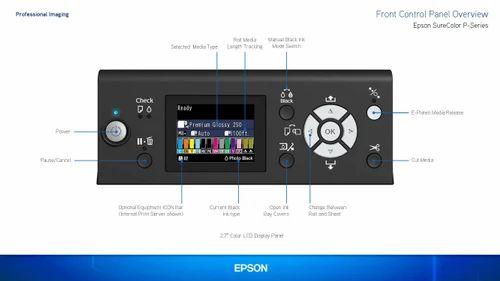Epson SureColor P9000 44 Inch Printer
