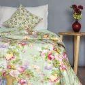 Cotton Quilt Screen Printed Quilt Jaipuri Quilt Razai Multi Colour printed Quilt