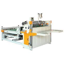 Semi Automatic Gluer