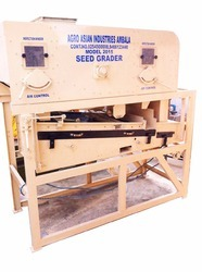 Urad Daal Cleaning and Grading Machine