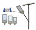 12 Watt Solar Street Light