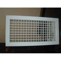 MS Double Louver Air Grill