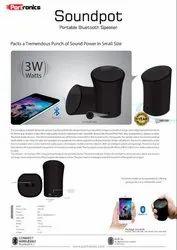 Potronics Sound Pot Bluetooth Speaker