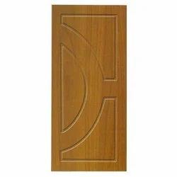 Wood Brown Membrane Door, Features: Durable, for Home