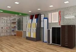 Optical Showroom Designing Solution - New