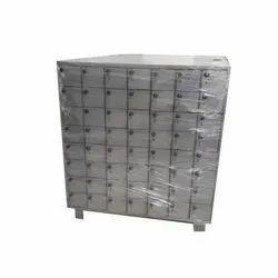 56 Compartment Mobile Locker