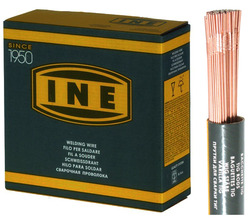 ER80S-G Welding Wire, Thickness: 0.8 And 3 Mm