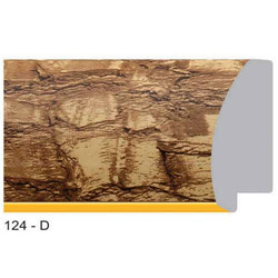 124-D Series Photo Frame Moldings