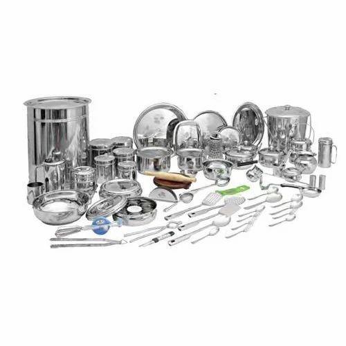 Stainless Steel Kitchen Kit