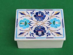 Beautiful Marble Inlay Boxes