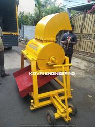 Soil Crusher Movable Model