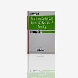 Tenofovir Disoproxil fumarate - Ricovir