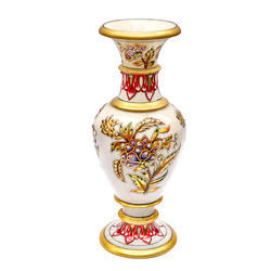 Designer Marble Medium Flower Vase