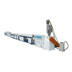 HDPE Pipe Extruder Line