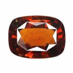 Orangey Unheated Gomed Stone