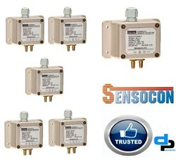 Sensocon USA 212-D003K-3 Differential Pressure Transmitter