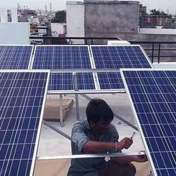 Roof Top Solar System Installation Service, For Commercial