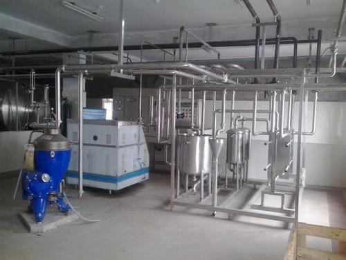 Vsmart Stainless Steel Dairy Processing Machinery
