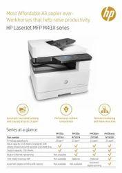 Hp M-436dn : A-3 Size B&w Multifunction Copier With Auto Duplex, Warranty: Upto 1 Year